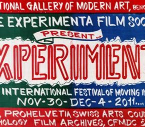 EXPERIMENTA 2011 Schedule & Programme