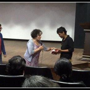 Natasha Mendonca's 'Jan Villa' wins the Adolfas Mekas Award @ Experimenta 2011