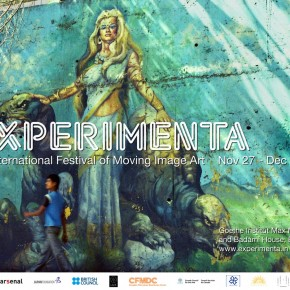 EXPERIMENTA 2013 IS HERE